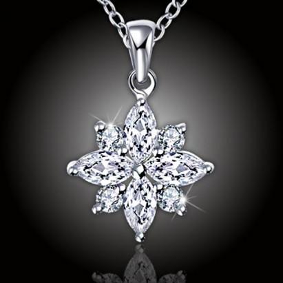 Očarujúca Diamantová kvetina